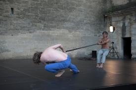 Uzes Danse 2015. Une douce Imprudence